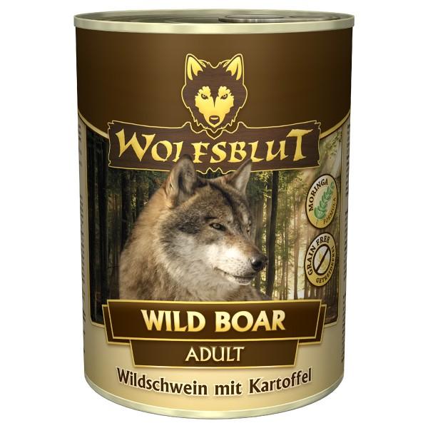 Wolfsblut Wild Boar Adult mit Wildschwein