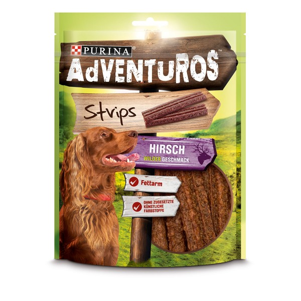 AdVENTuROS Strips