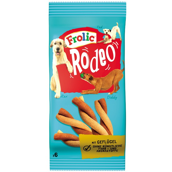 Frolic Hundesnack Rodeo