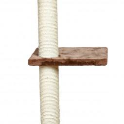"ZooRoyal Selection Kratzbaum ""Henning"" 109 cm braun"