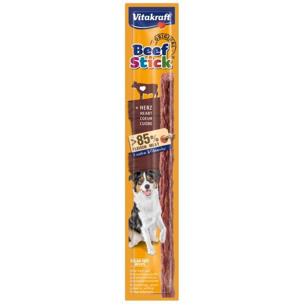 Vitakraft Hundesnack Beef Stick Herz