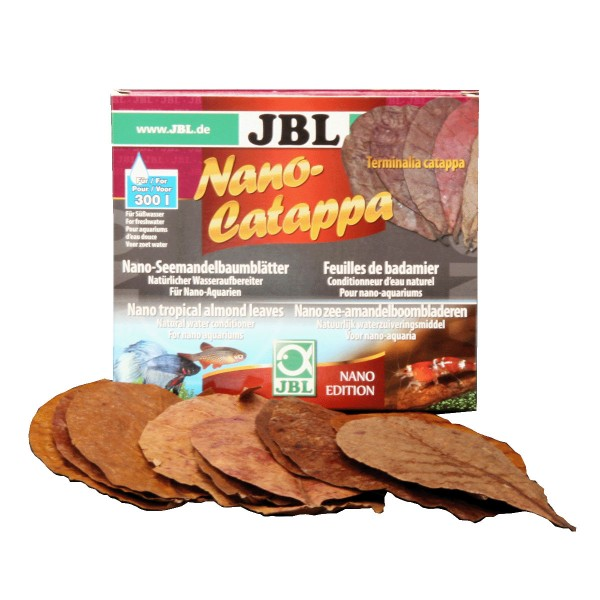 JBL Nano-Catappa Seemandelbaumblätter