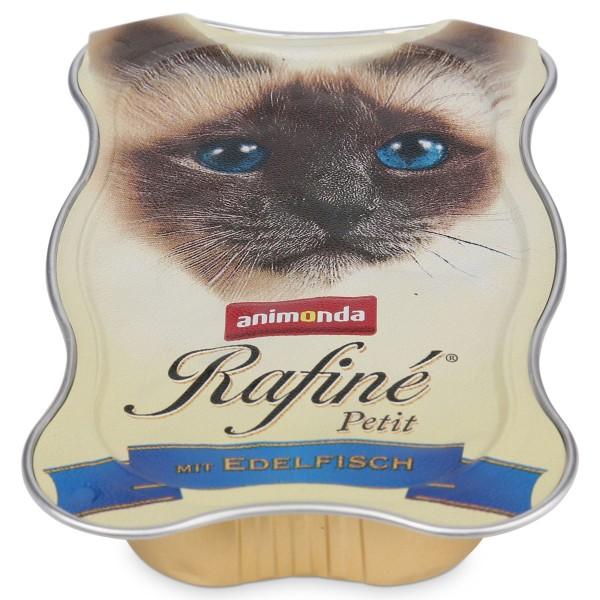 Animonda Katzenfutter Rafiné Petit mit Edelfisch