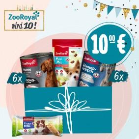 ZooRoyal Jubiläumspaket