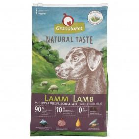 GranataPet Natural Taste Adult Lamm