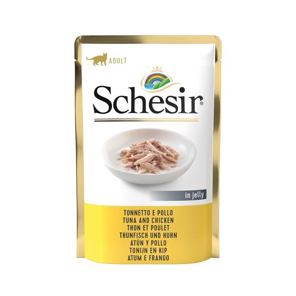 Schesir Cat Thunfisch & Hühnerfilet