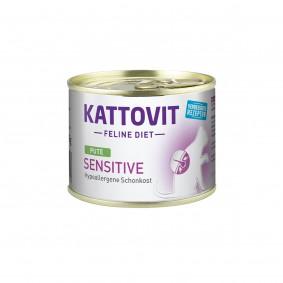 Kattovit Feline Diet Sensitive Pute