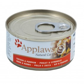 Applaws Cat Hühnchenbrust und Kürbis