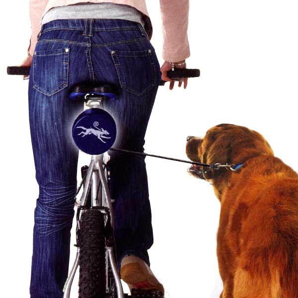 Kleinmetall Dog & Roll Fahrradhalter