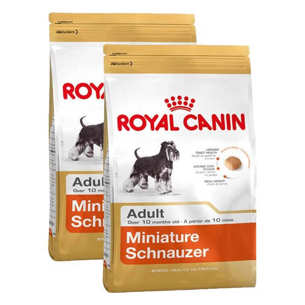 Royal Canin Hundefutter Minature Schnauzer 25 A...