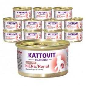 Kattovit Niere/Renal 24x85g