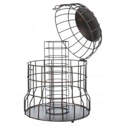 Trixie Meisenknödelhalter mit Schutzgitter ø 20 × 25 cm