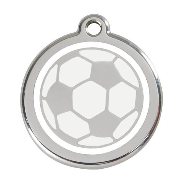 """Red Dingo Hundemarke """"Soccer Ball"""""""