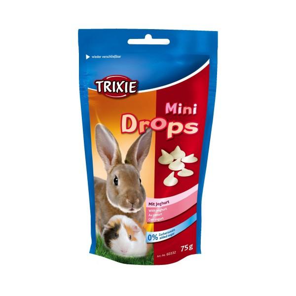 Trixie Mini Drops Kleintiersnack mit Joghurt