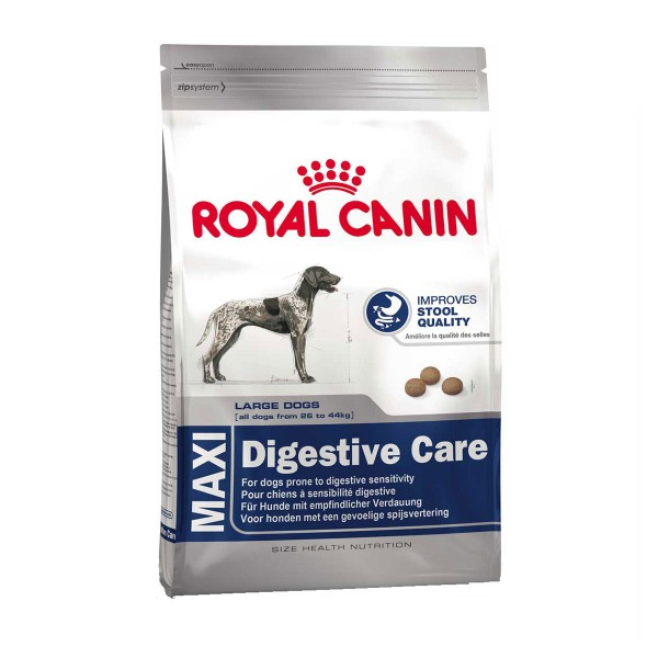 Royal Canin Hundefutter Maxi Digestive Care - 3 kg