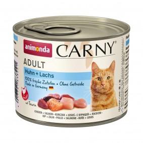 animonda Carny Adult Huhn + Lachs 200g Dosen