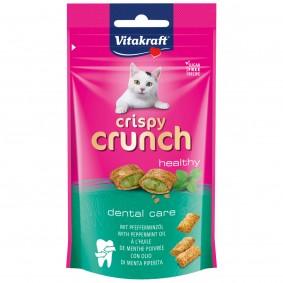 Vitakraft Katzensnack Crispy Crunch Dental mit Pfefferminzöl
