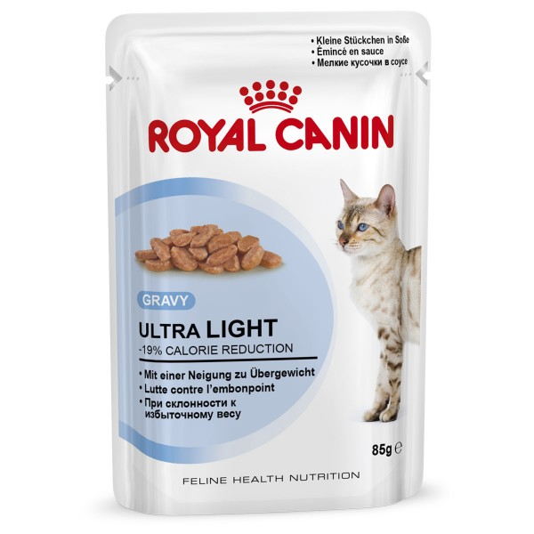 Royal Canin Ultra Light in Soße 48x85g