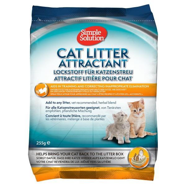 Simple Solution Lockstoff für Katzentoilette 255g Beutel