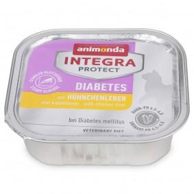 Animonda Katzenfutter Integra Protect Diabetes mit Hühnchenleber