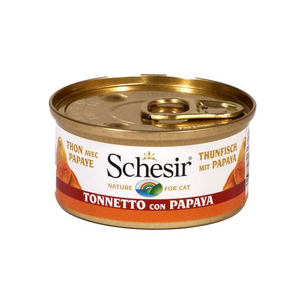 Schesir Thunfisch mit Papaya