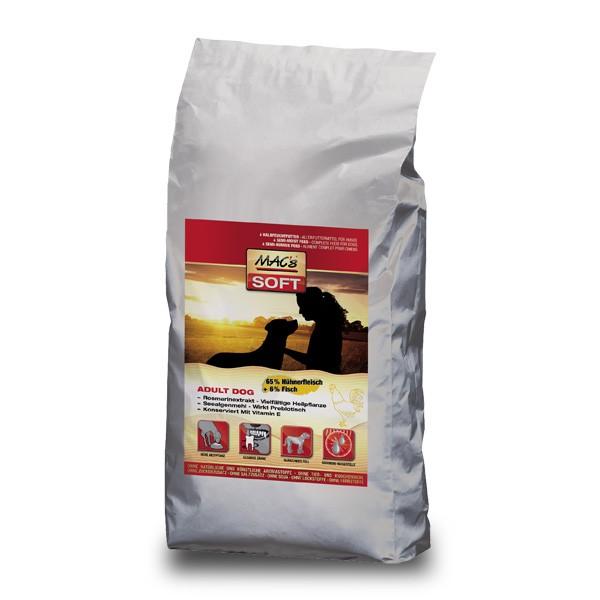 MAC´s Dog Hundefutter Soft - 1,5kg