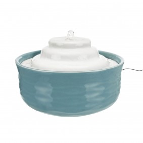 Trixie Keramik-Trinkbrunnen Vital Falls 1,5l
