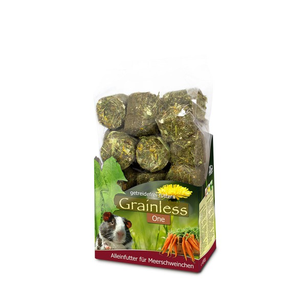 JR Farm Grainless One Meerschweinchen 950g