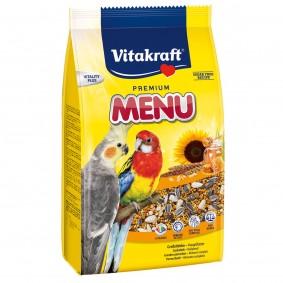 Vitakraft Premium Menü Großsittiche 1kg