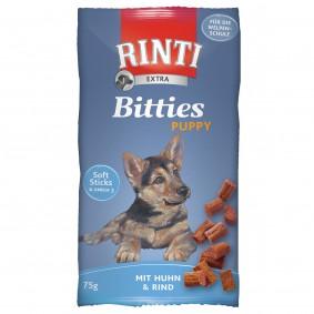 Rinti Bitties Puppy Huhn & Rind 75g