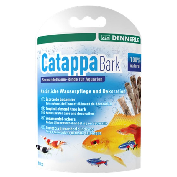 AquaRico Catappa Bark Seemandelbaum-Rinde