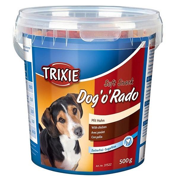 Trixie Soft Snack Dog'o'Rado 500g