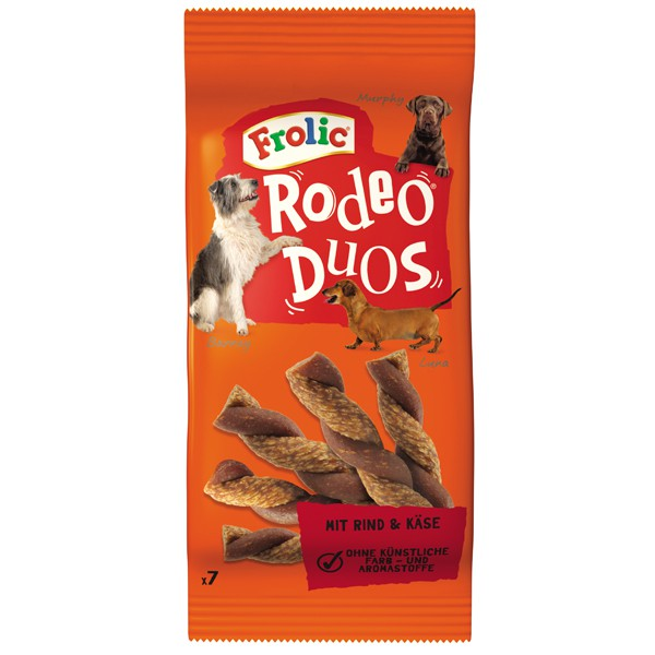Frolic Hundesnack Rodeo Duos