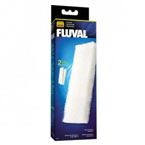 Fluval Filterschaumstoff für 204,205,206 + 304,305,306 (2er-Set)