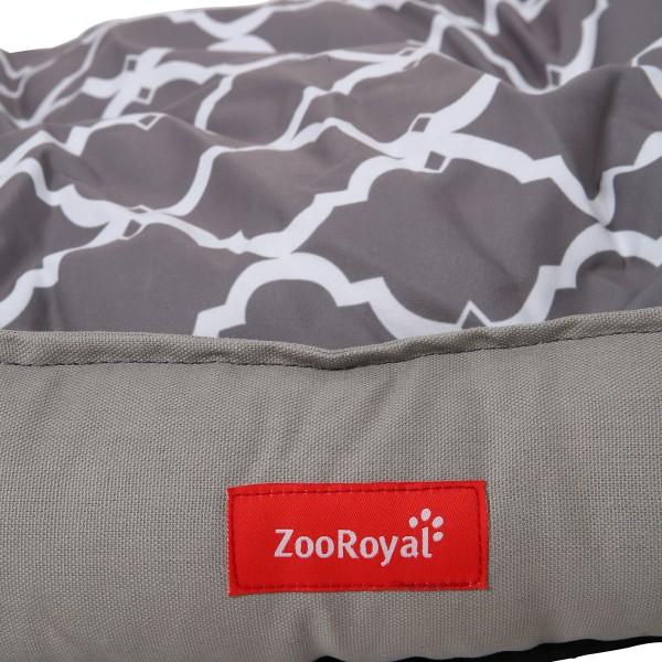 ZooRoyal Design Hundebett Askil grau