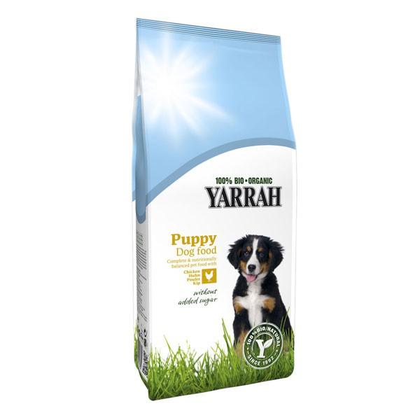 Yarrah Hundefutter Bio Welpen Huhn 3kg