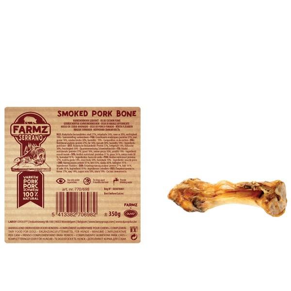DUVO+ FARMZ Serrano Smoked Pork Bone