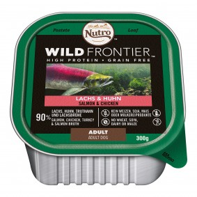 Nutro Adult Wild Frontier Lachs & Huhn