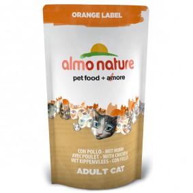 Almo Nature Orange Label Dry Huhn