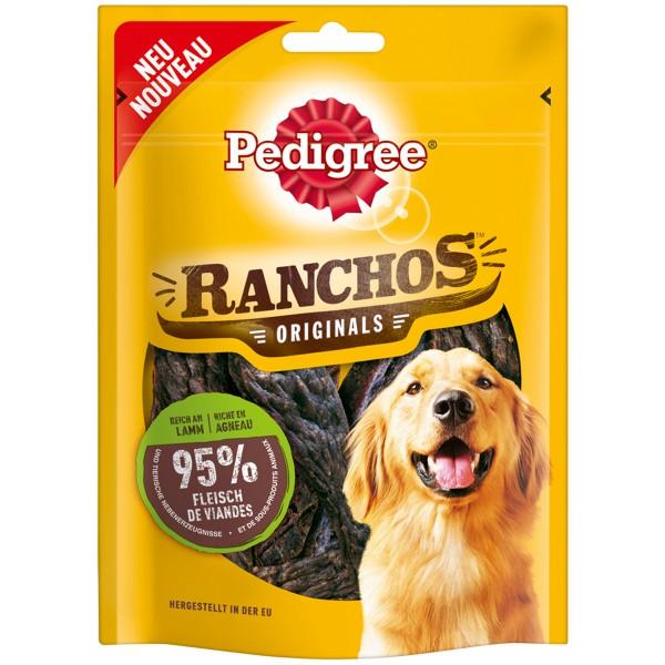 Pedigree Ranchos 70g - mit Lamm