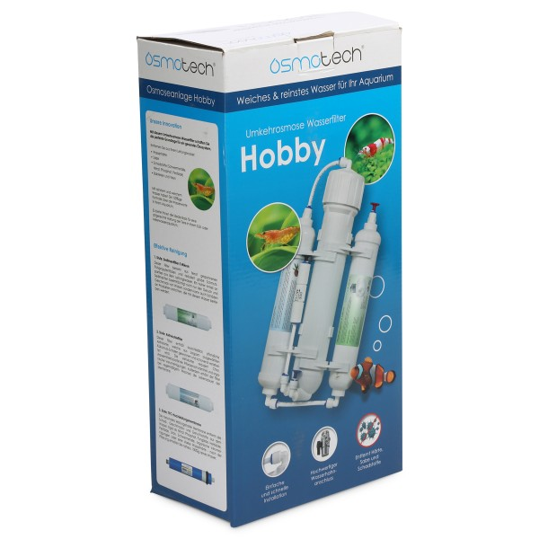 Osmotech Osmoseanlage Hobby