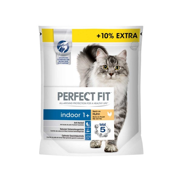 Perfect Fit Katze Indoor Huhn 750g +10%
