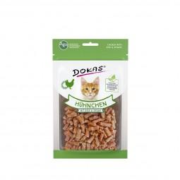 Dokas Katzensnack Hühnchen mit Reis & Sesam 70g