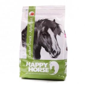 Interquell Happy Horse Lecker Snacks 7 x 1kg - Apfel Zimt