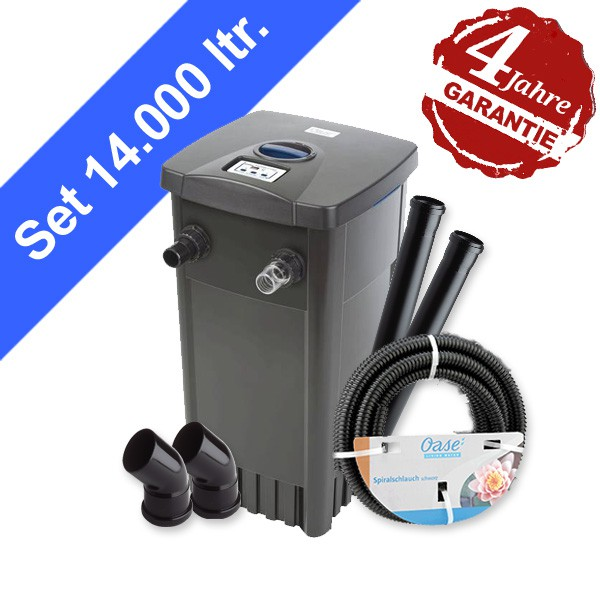 Anschlussfertig-Set Filtomatic 14000