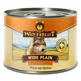 Wolfsblut Wide Plain mit Quinoa