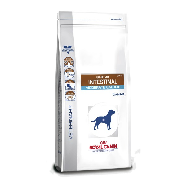 Royal Canin Vet Diet Gastro Intestinal Moderate Calorie GIM 23