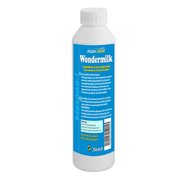 AquaLight WonderMilk Schadstoffkiller - 5l