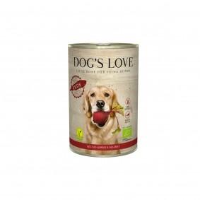 DOG'S LOVE BIO Reds Vegan