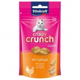 Vitakraft Katzensnack Crispy Crunch mit Geflügel